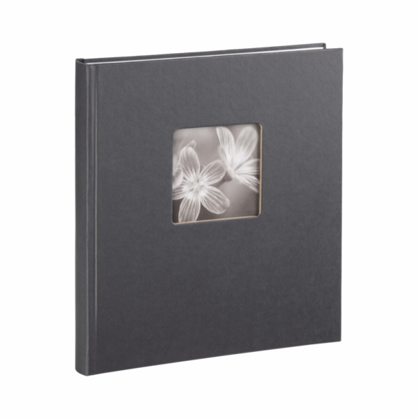 Hama Fine Art Bookbound grey 29x32 50 white Pages 2117