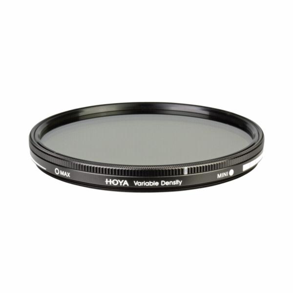 Hoya variabilni sedy filtr 77
