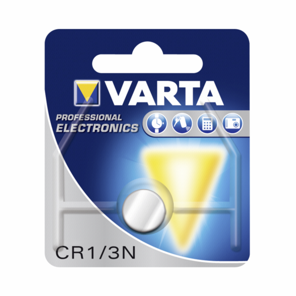1 Varta Photo CR 1/3 N