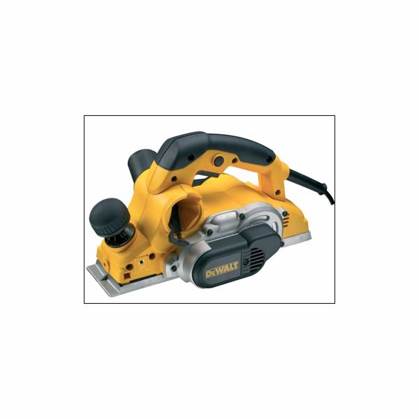 Hoblík elektrický DeWALT D26500 (bez kufru)