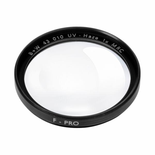 B+W F-Pro 010 UV-Haze MRC 43