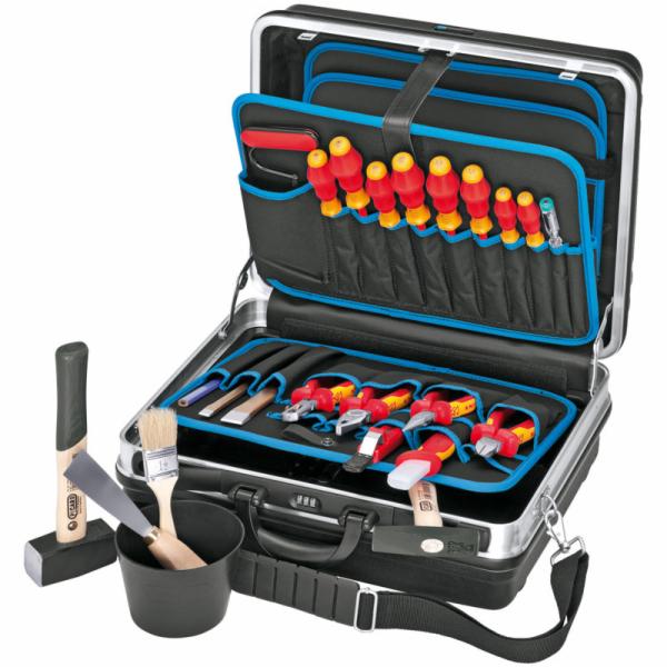 Kufřík na nářadí Knipex 002105HLS s příslušenstvím