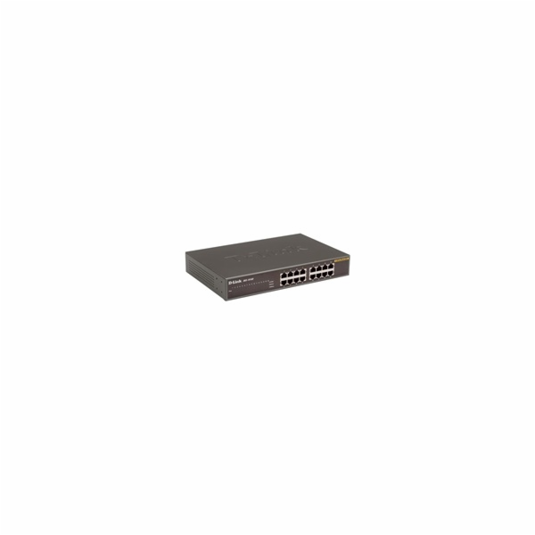 D-Link DES-1016D 16-port 10/100 Desktop Switch