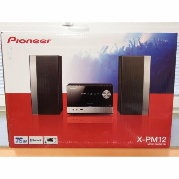 BAZAR - Hifi systém PIONEER X-PM12