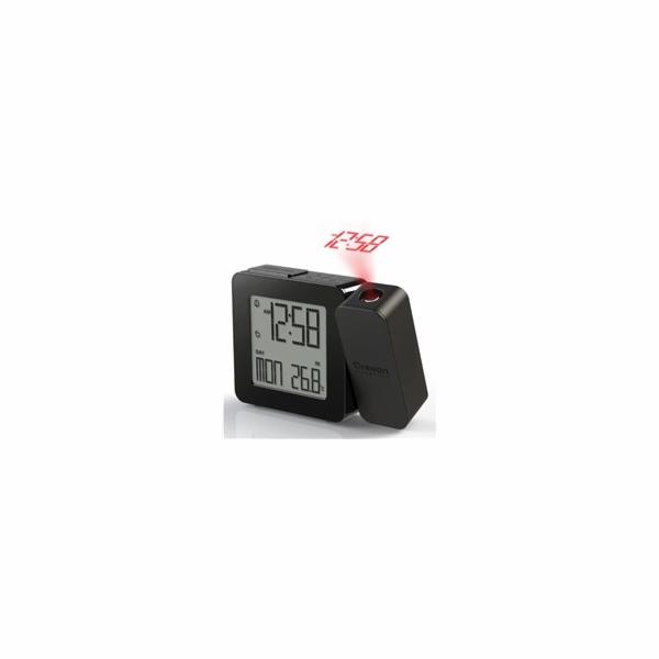 Oregon RM338P-BK - PROJI - digitální budík s projekcí černý