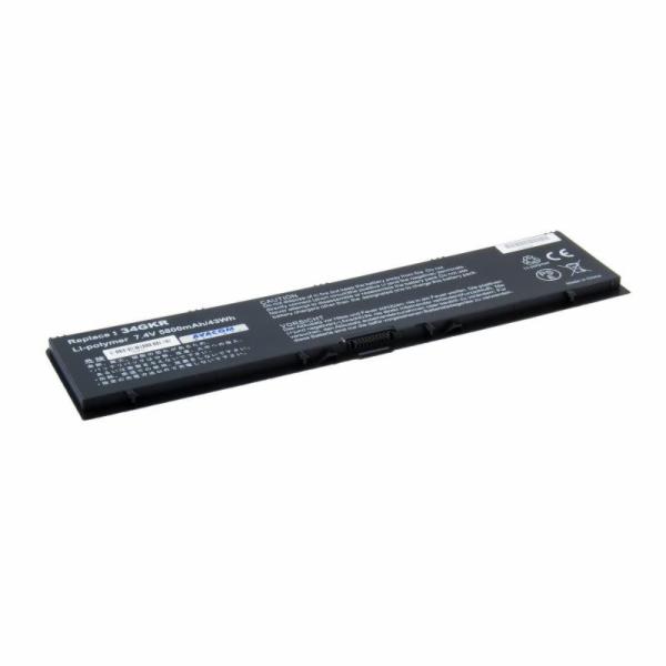 Náhradní baterie Avacom Dell Latitude E7440 Li-Pol 7,4V 5800mAh / 43Wh