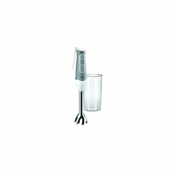 Braun MQ500 Soup šedá barva/bílá barva