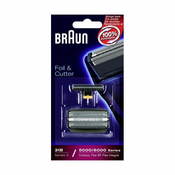 Combipack Braun 31B/ 5000, 6000