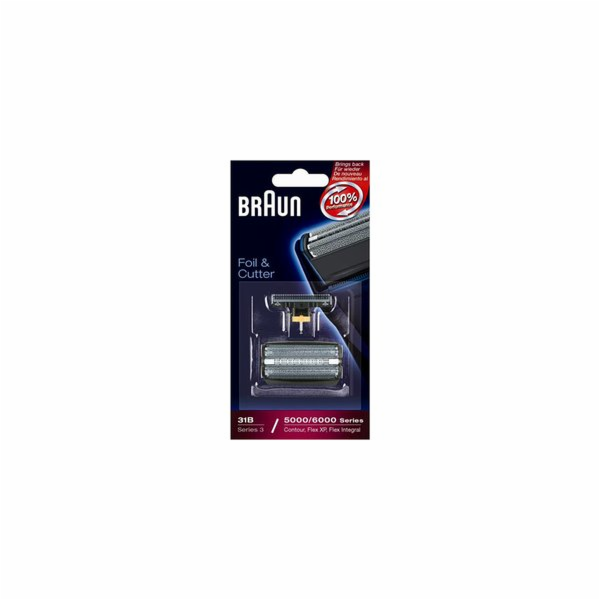 Braun Combi pack Contour 5000