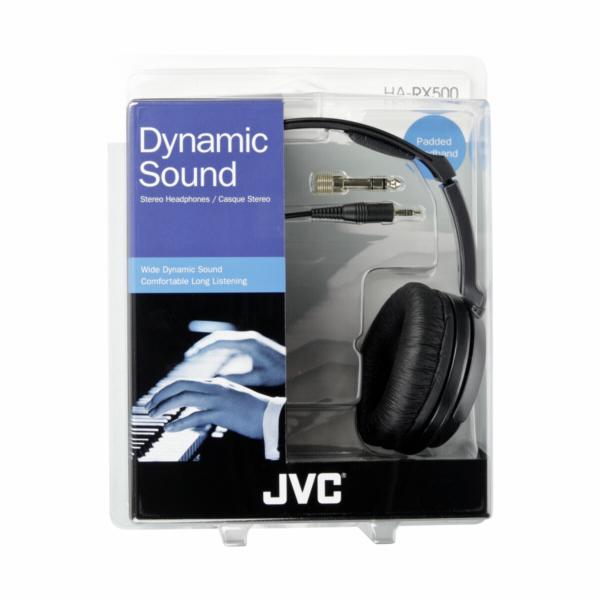 Sluchátka JVC HA RX500