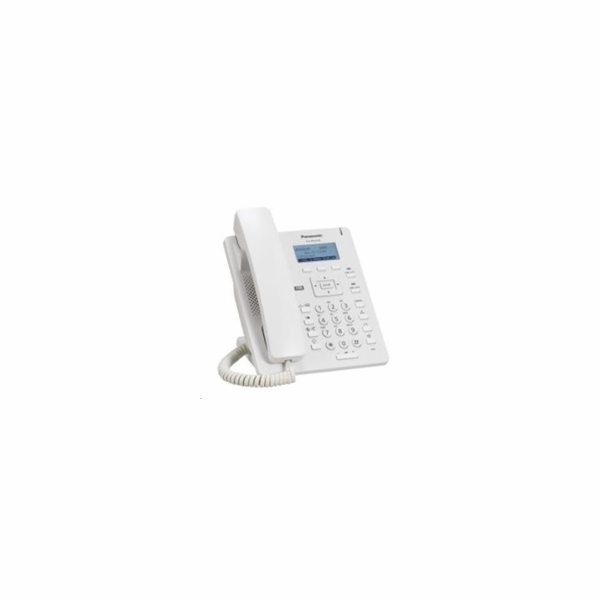 Panasonic KX-HDV130NE, stolní SIP telefon, bílý