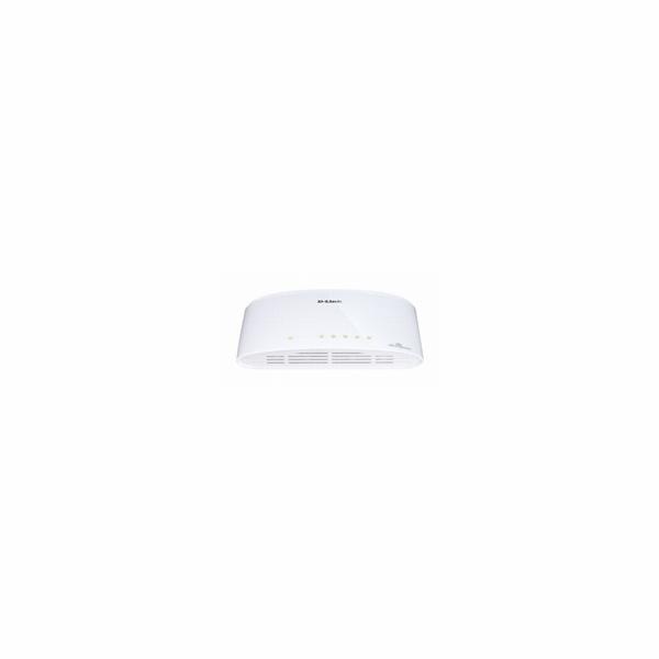 D-Link DGS-1005D 5-port Gigabit Desktop Switch