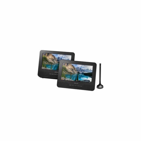 SPV 7772TD 18cm DVD+DVB-T SENCOR