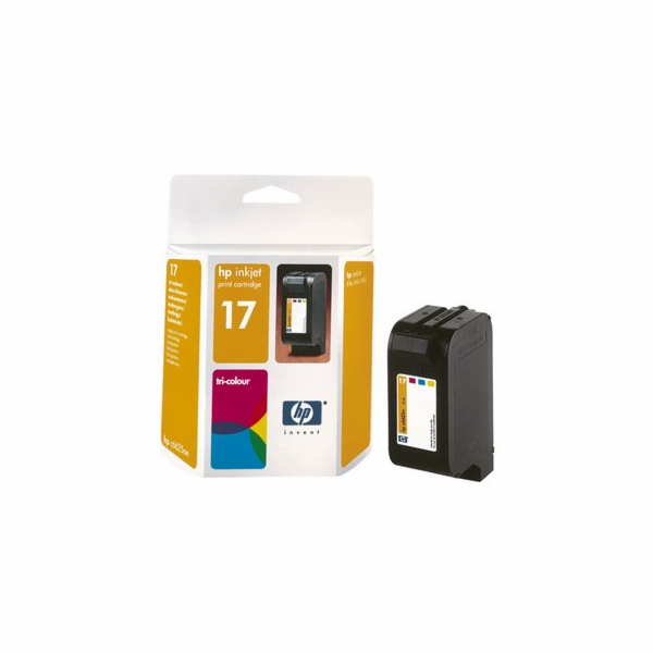 HP C 6625 AE ink cartridge color No. 17