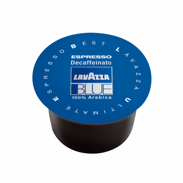 Kapsle Lavazza Blue Decaffeinato 100ks