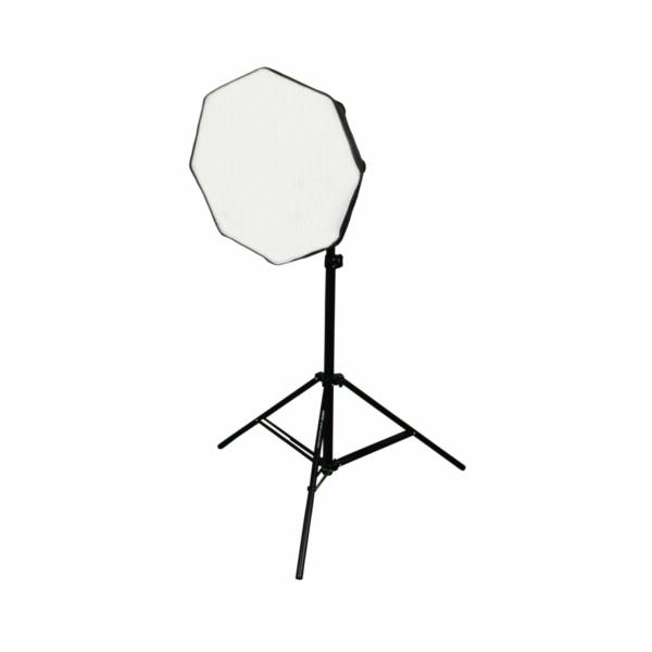 Studiové světlo Walimex Daylight-Set 250 s Octagon softboxem, 55cm