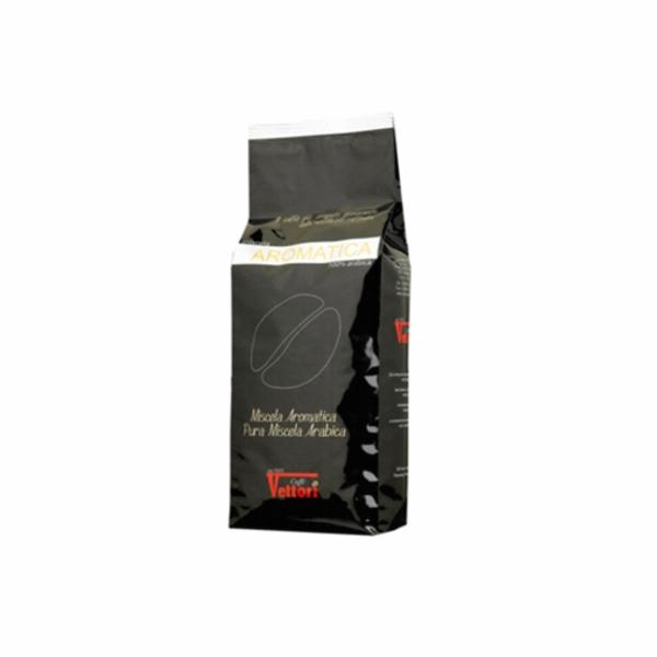 Káva Vettori Aromatica 500g 100% Arabica zrnková