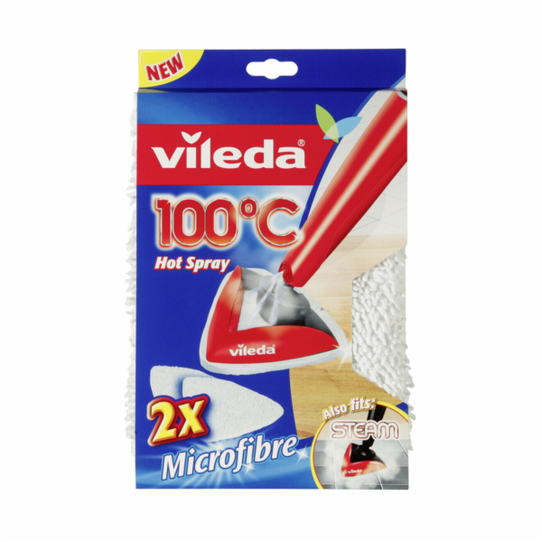 Vileda Microfibre for Steam Cleaner