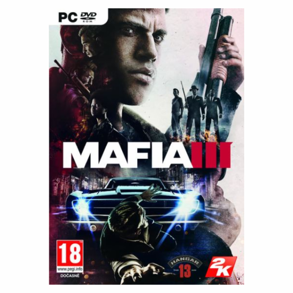 2K Games PC hra Mafia 3