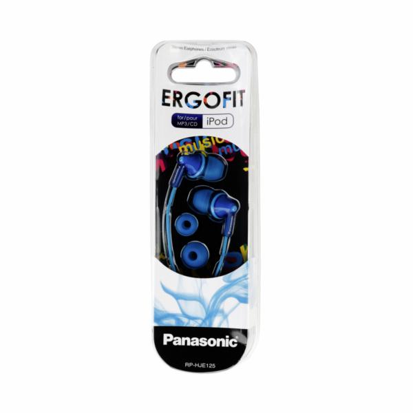 Panasonic RP-HJE 125 E-A modra