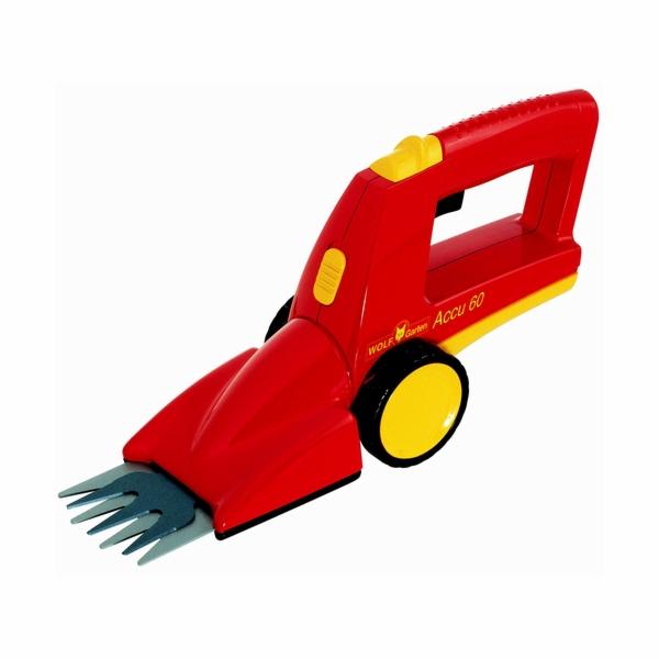 Nůžky na trávu akumulátorové Wolf-Garten Power 60 Plus