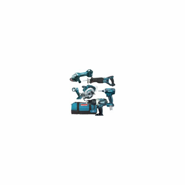 Set nářadí do dílny Makita DLX6011