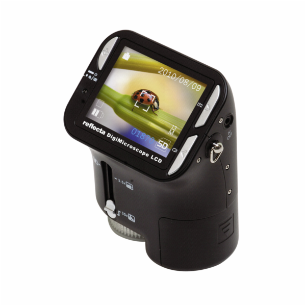 Mikroskop s kamerou Reflecta DigiMicroscope LCD 35nasobny