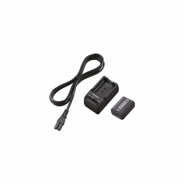Foto příslušenství Sony ACC-TRW NEX Accessory Kit NP-FW50 + BC-TRW