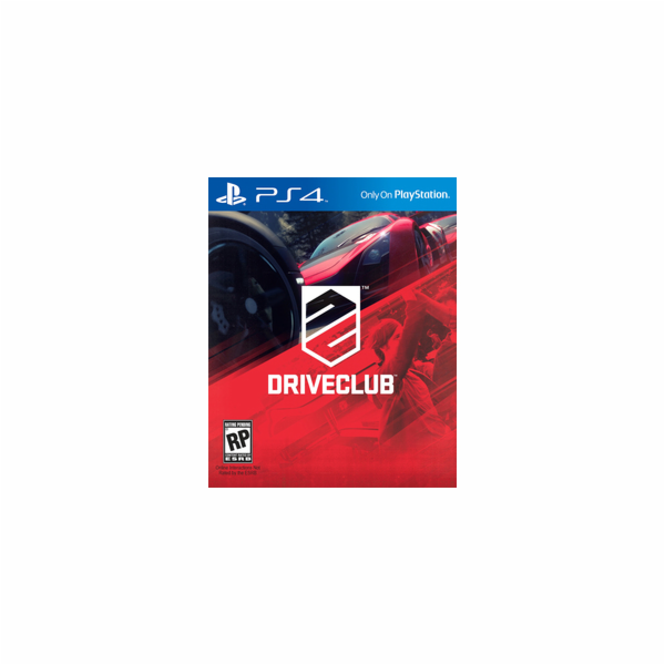 DriveClub hra PS4 SONY
