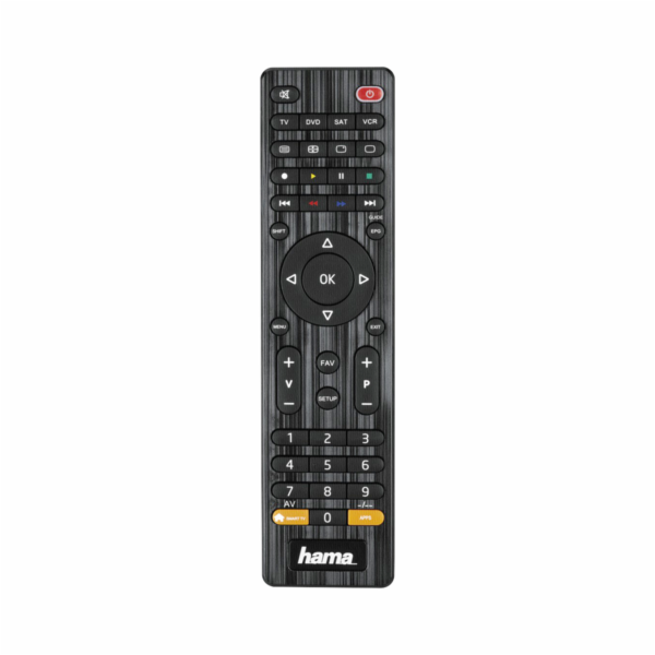 Hama Universal Remote Control 4in1