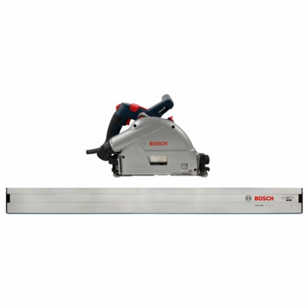 Pila okružní Bosch GKT 55 GCE, L-Boxx, vodící lišta FSN 1600