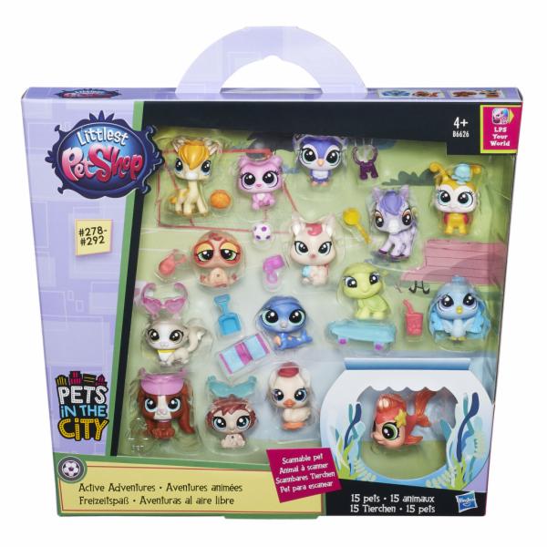 Littlest Pet Shop balení zvířátek