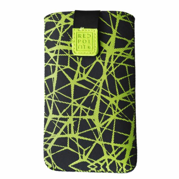 Pouzdro RedPoint Velvet Green Web velikost 5XL