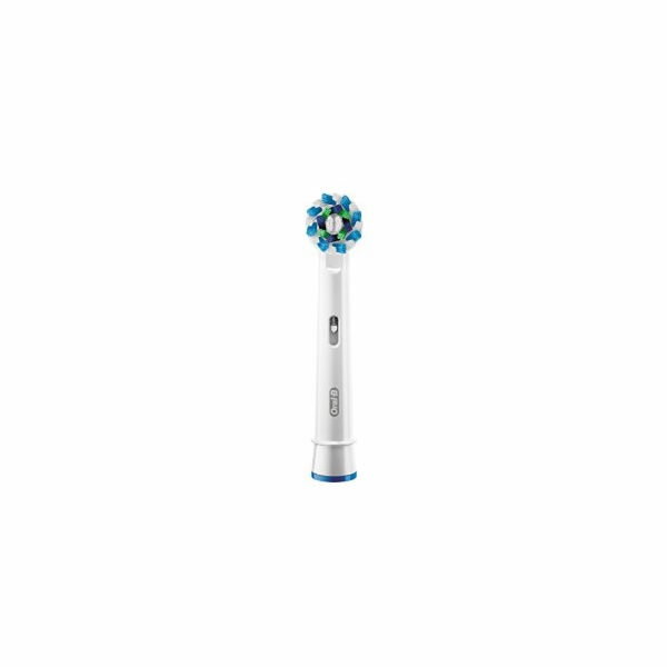 Braun Oral-B Toothbrush heads Cross Action 3+1