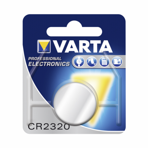 1 Varta electronic CR 2320