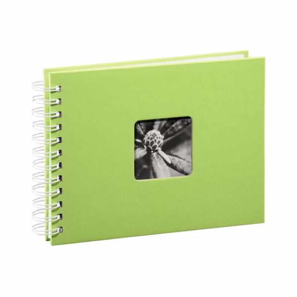 Hama Fine Art Spiral kiwi 24x17 50 white Pages 2114