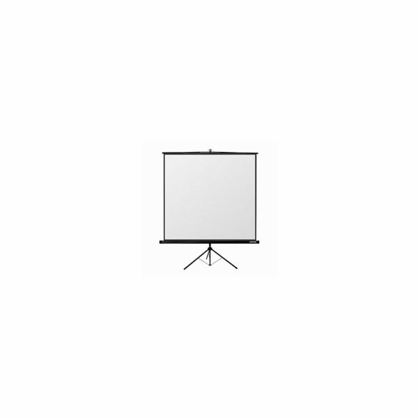 REFLECTA plátno stojanové TRIPOD Crystal Lux (180x180cm, 1:1)