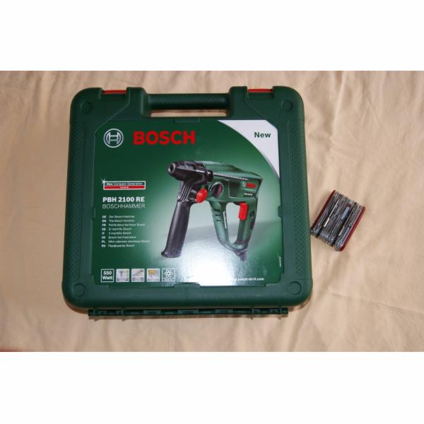 Kladivo vrtací Bosch PBH 2100 RE