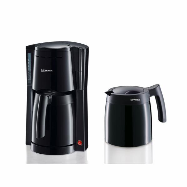 KA 9234 kávovar se 2 termokonvicemi čern