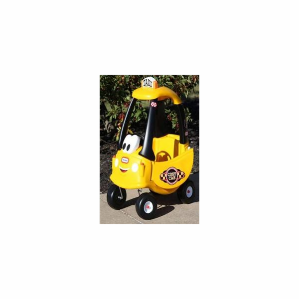 Cozy Coupe - taxi