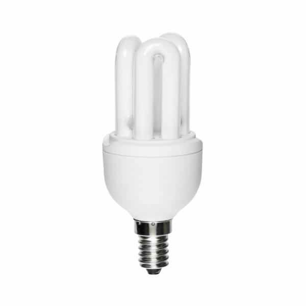 Úsporná žárovka Philips Genie E14/8W/865