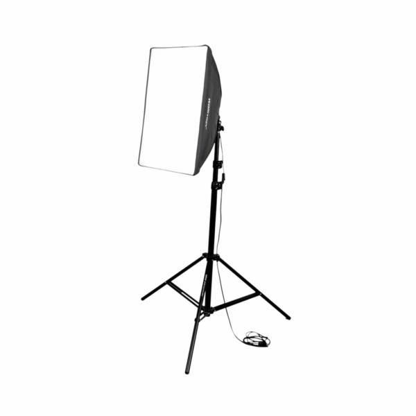 walimex Daylight-Set 250 s Softbox, 40x60cm