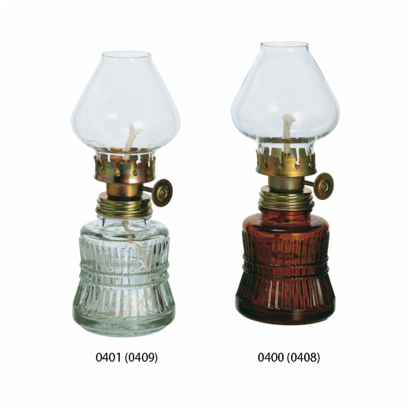 lampa LUNA petrolejová s cylindrem