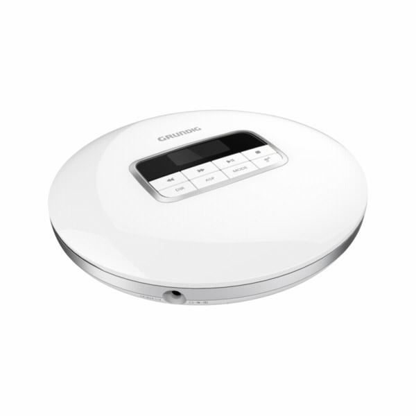 Grundig CDP 6600 White/Silver