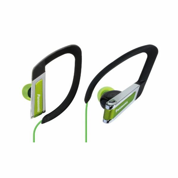 Sluchátka Panasonic RP-HS 200 E-G zelená