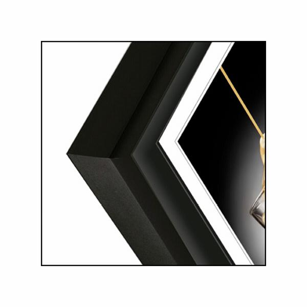 ZEP Basic black 30x40 Aluminium Frame AL1B5