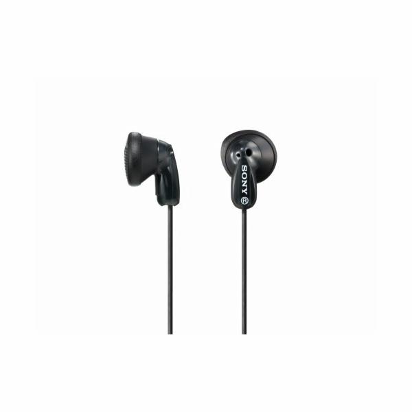 Sluchátka Sony MDR-E 9 LPB černá