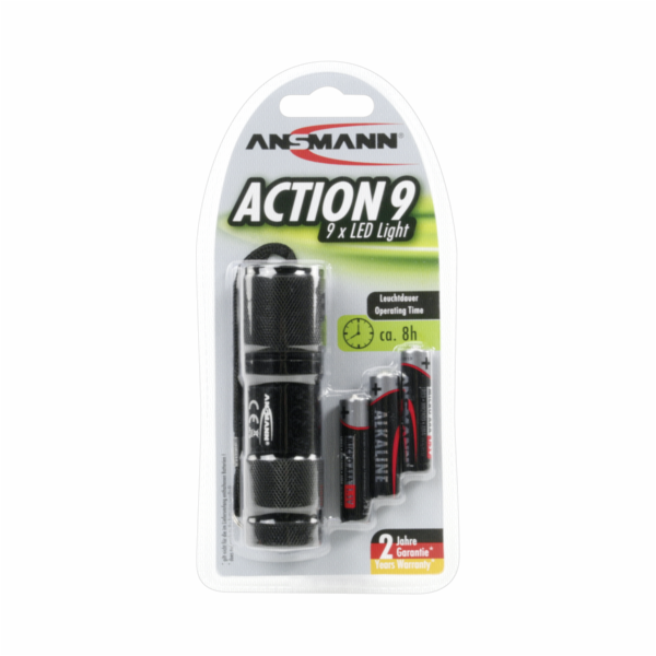 Ansmann Action9