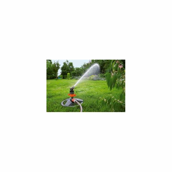 Zavlažovač Gardena 8143-20, turbínový se sáňkami