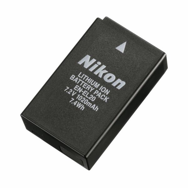 Baterie Nikon EN-EL20